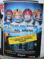 Red Hot Chili Peppers in Hamburg